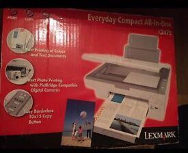 Lexmark printer good condition