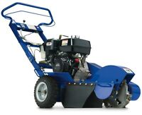 Stump grinding services / stump removal