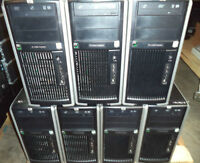 HP xw9400 2xSix-Core CPU 16GB RAM 500GB HDD Powerful System