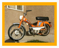 RARE Mobylette Moped made in France