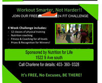 Fitness/wellness coaches