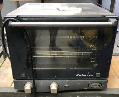Cadco Roberta Convection Oven Unox