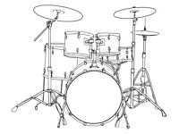 Drummer with many years of live and studio experience available.