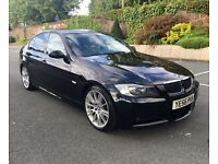 BMW 335D M SPORT AUTO 2007(56) FSH HPI CLEAR XENONS LEATHER TWO KEYS ETC