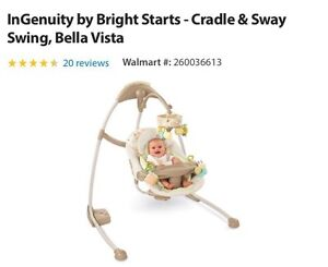 Baby Cradle and Sway Swing London Ontario image 3