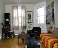 Large Room In Mile End/Outremont Available For June Only