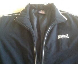 Lonsdale Navy Men's Jacket