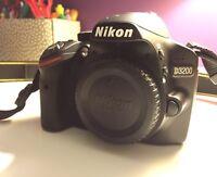 Selling Nikon D3200 Camera Body