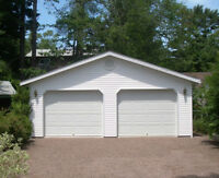 New Garage for Rent