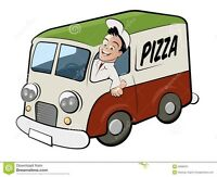 Delivery driver job