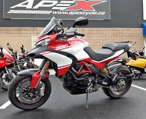 2014 Ducati Multistrada 1200 S Pikes Peak Kitchener / Waterloo Kitchener Area image 2
