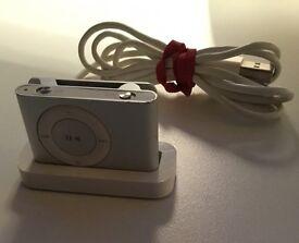 iPod shuffle silver 1gb