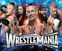 WWE WESTLEMANIA PRO PINBALL BY STERN