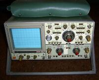 100MHz Dual Channel IWATSU SS-5711 Oscilloscope