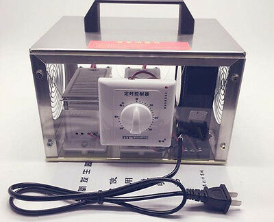 20G Ozone Generator Ozone Disinfection Machine Home Air Purifier 220V