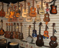 UKULELES We Have Lots In Stock **Duncan Music**