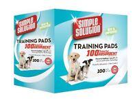 Puppy Training Pads x 100 (unopened box)