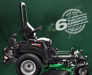 BOBCAT Zero Turn Mowers - End of Year Clearance