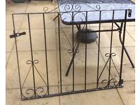 Metal Driveway Gates to fit 7ft gap. Brand new