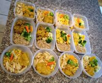 Meal prep & Catering