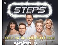 Steps x 2 Tickets SSE Hydro