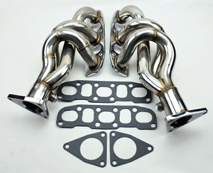 Megan Racing Stainless Headers FITS Nissan 350z & 370z Infiniti G37 3.5L 3.7L V6