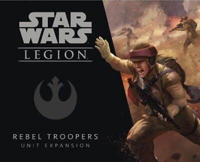 Star Wars  Legion   Rebel Troopers Unit Expansion  New
