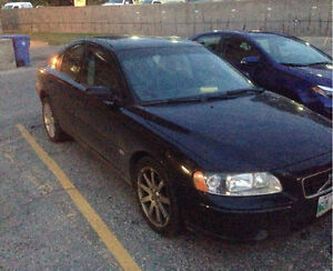 2006 volvo s60 2.5T with safty AWD*moving sale*
