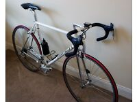 For sale. Martelly Columbus with chromed forks
