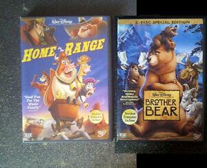 Brother Bear 2 Disc Special Edition & Home on the Range