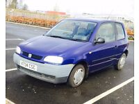 Seat Arosa 1.7 SDI £250 final price