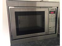Siemens Built-In/Integrated Microwave