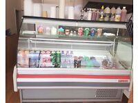 Cold display fridge