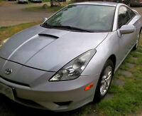 2003 Toyota Celica GT Coupe (2 door)