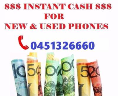 Wanted: PHONES WANTED $$$$ IMMEDIATE CASH PAID $$$$$ IPHONE IPAD GALAXY