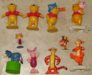 20 Winnie the Pooh Toy Figures & Book  (Lot # 1) London Ontario image 2