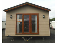 STUNNING HOMELY LODGE - Omar Southwold 2013 2 bed 40x15FT