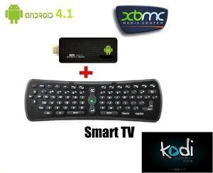 Mini ordinateur PC Android HDMI 1GB/4GB Wi-Fi smart TV XBMC KODI