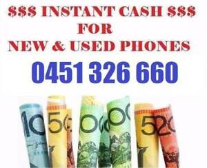 PHONES WANTED $$$$ INSTANT CASH PAID $$$$$ IPHONE IPAD GALAXY MAC