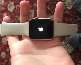 Apple Watch Sport 42 rose gold swop??