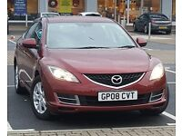 *New Shape* Mazda 6 TS 1.8, 1 Owner, HPi Clear not volvo s40, vw passat, toyota avensis Audi A5 A3