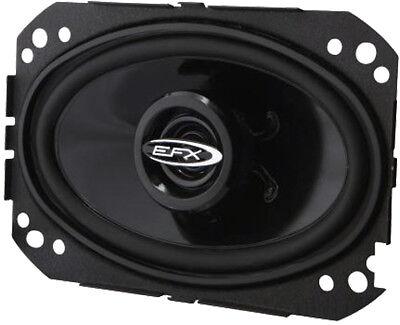 Scosche Efx P462 Performance Series 4'X6' Coaxial Speaker Pr 1 Year Warranty Performance Series Coaxial