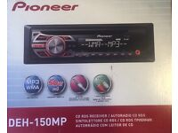 Pioneer - Car Stereo - DEH 150 MP