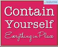 Contain Yourself Organizing Service