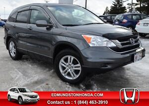 2010 Honda CR-V EX-L Leather Interior, Sunroof, $76/week !!