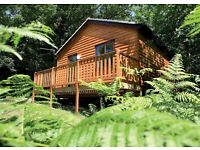 Kaowood Country Park, South Wales. Self Catering Lodges with Sauna, 1-4 Bed, sleep 2-8. Dog Friendly