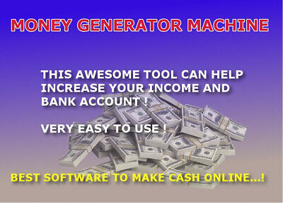 Make Money Online Or From Home With This Magnificent Software