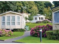 DISCOUNTED STATIC CARAVANS FOR SALE IN NORTH WALES 5* HOLIDAY PARK
