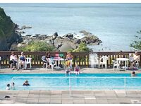 Combe Martin Beach Caravan Park - 7 nights 2 Adults- Summer Holidays