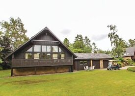 Slaley Hall 5* 3 Bedroom sleeps 6 Lodge for Rent-25 Feb 17 for 7 nights = £600